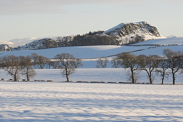 Binny Craig in Winter