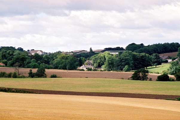 Ecclesmachan from the east
